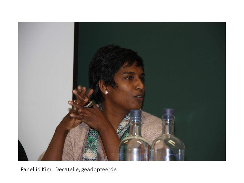 Panellid Kim Decatelle, geadopteerde