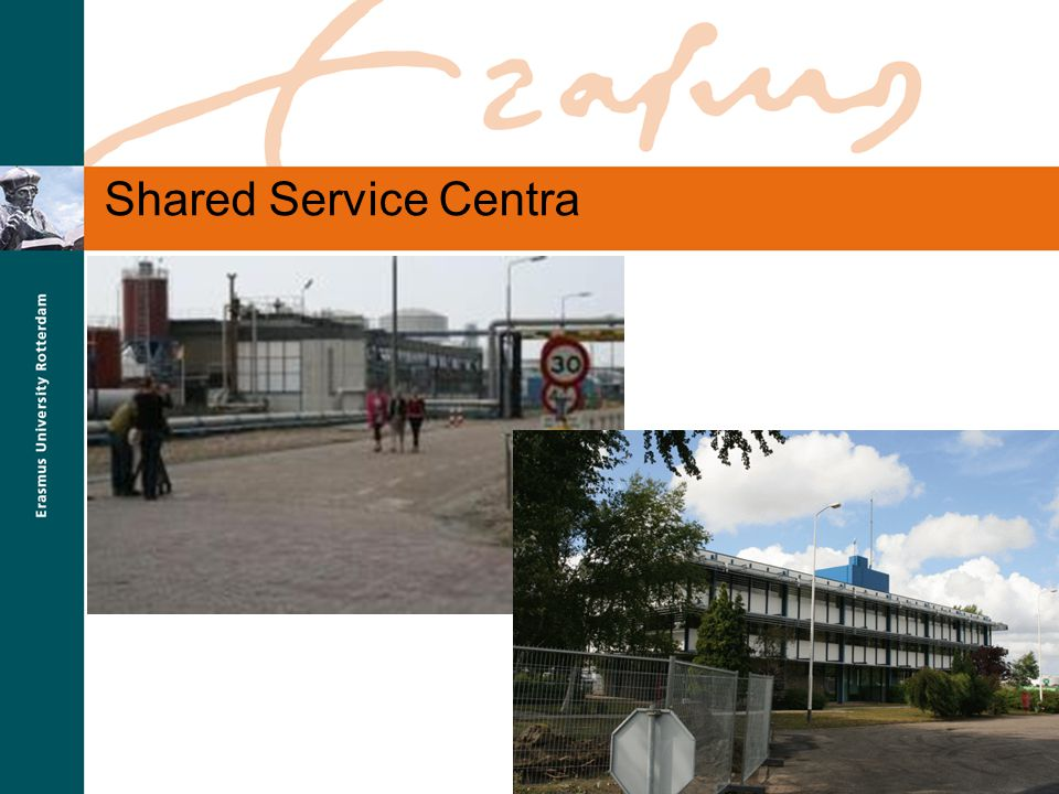 S M A R T P O R T Shared Service Centra