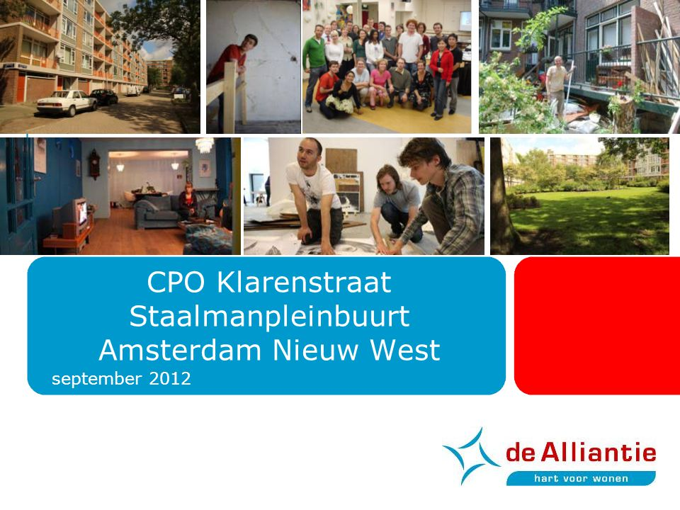 1 CPO Klarenstraat Staalmanpleinbuurt Amsterdam Nieuw West september 2012