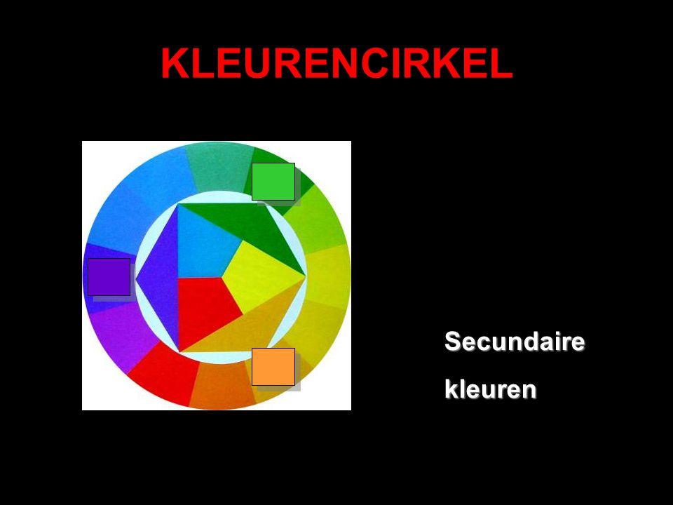 Secundairekleuren
