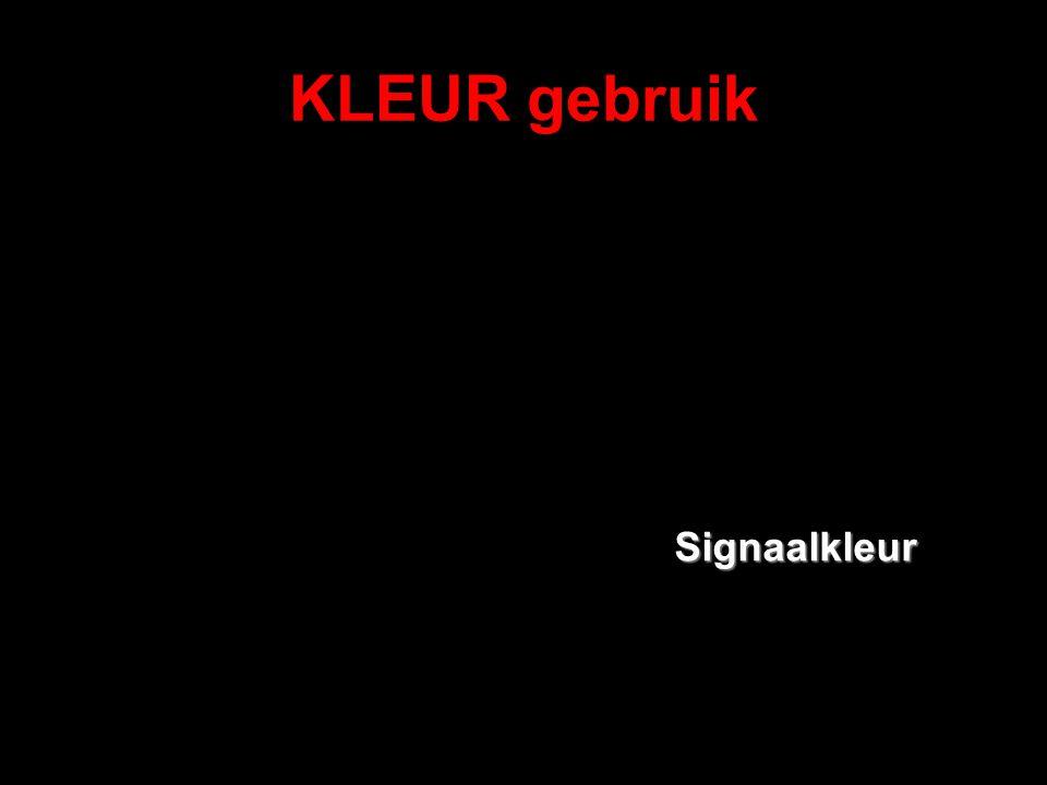 Signaalkleur