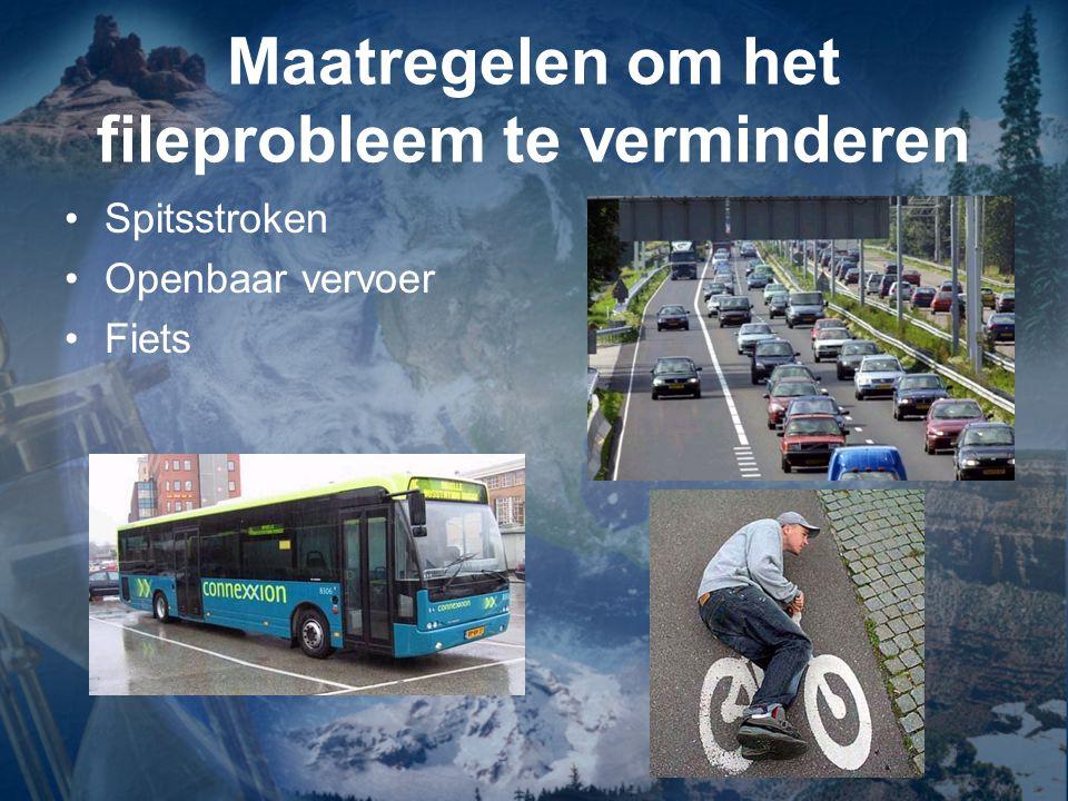 Spitsstroken Openbaar vervoer Fiets