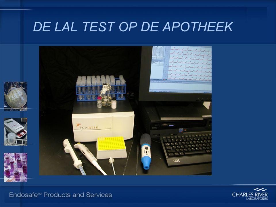 DE LAL TEST OP DE APOTHEEK