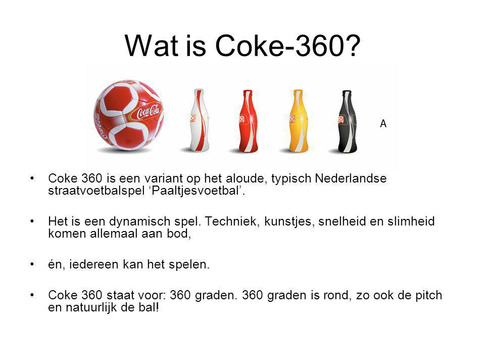 Wat is Coke-360.