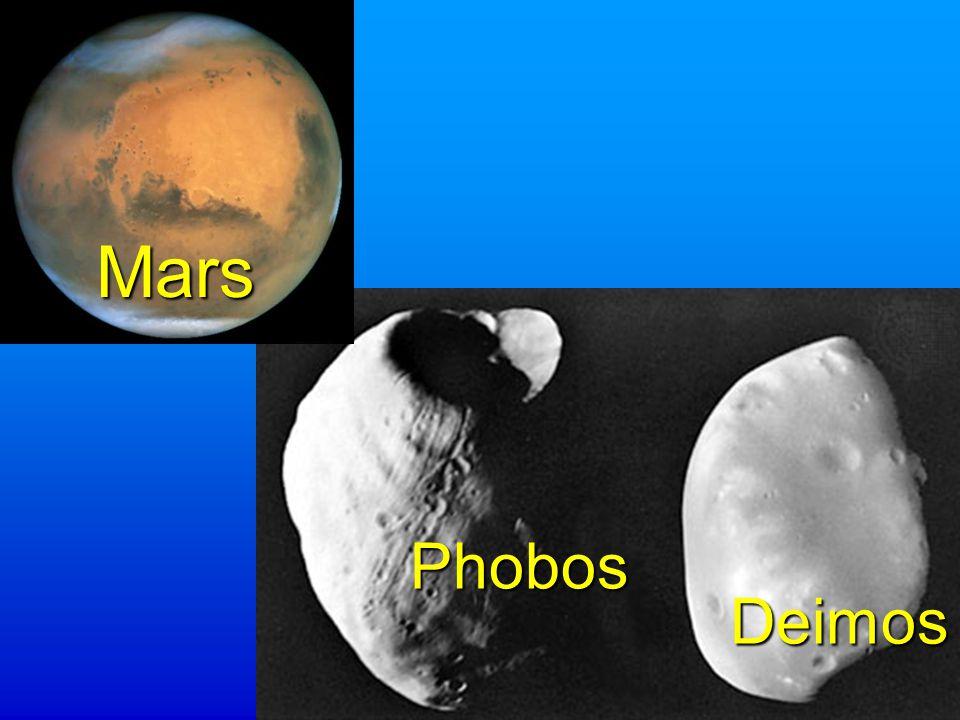 Phobos Deimos Mars