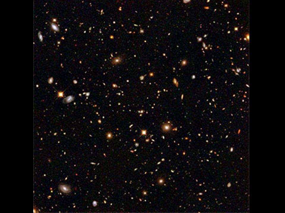 Terugzien in de tijd = Ver weg zien in de ruimte