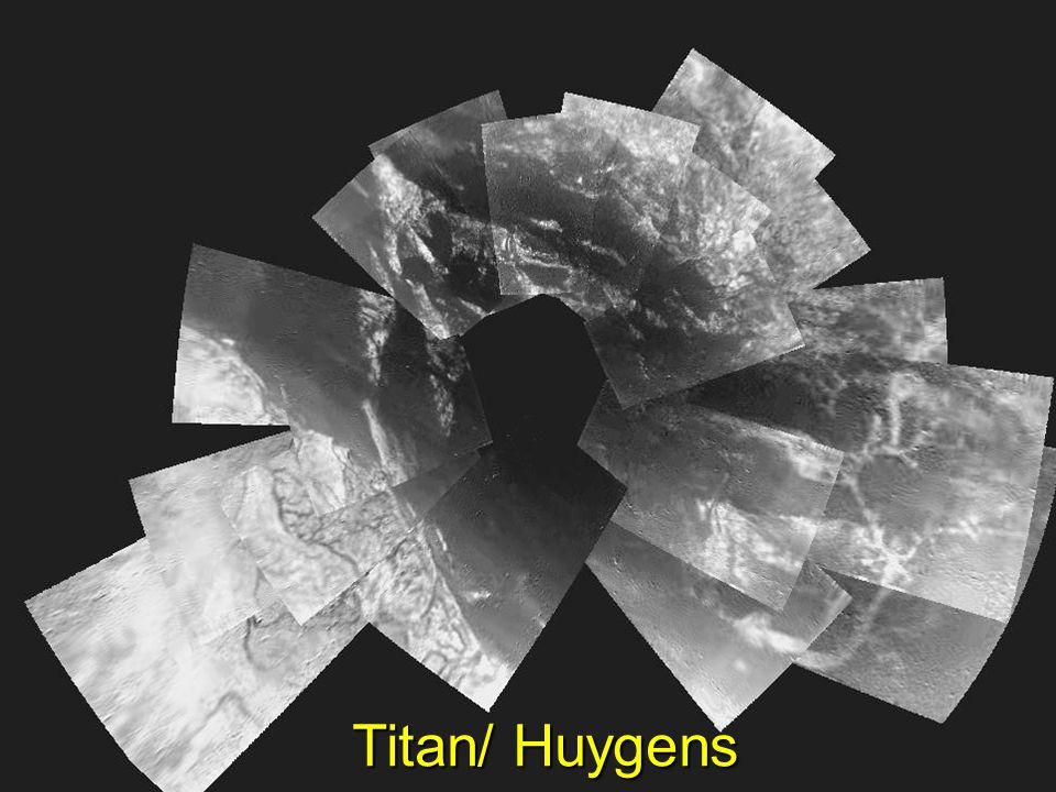 Titan/ Huygens