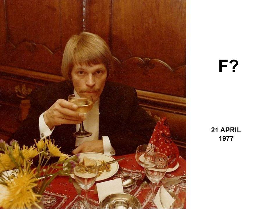 21 APRIL 1977 F?