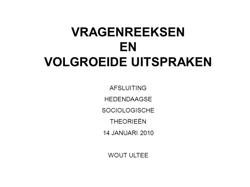 VOLGENS DE NEDERLANDSE SOCIOLOOG VAN DOORN IS IN HET EERSTE DECENNIUM VAN DE 21e EEUW IN NEDERLAND MET FORTUIJN EN WILDERS IS HET HERFSTTIJ DER DEMOCRATIE AANGEBROKEN