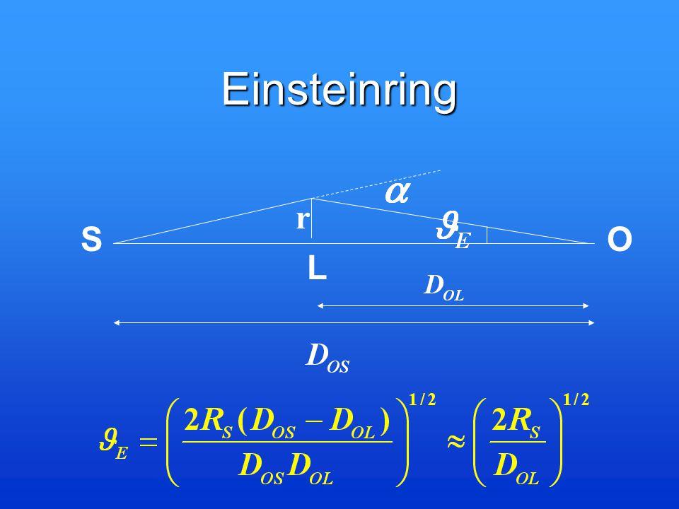 Einsteinring SO L r