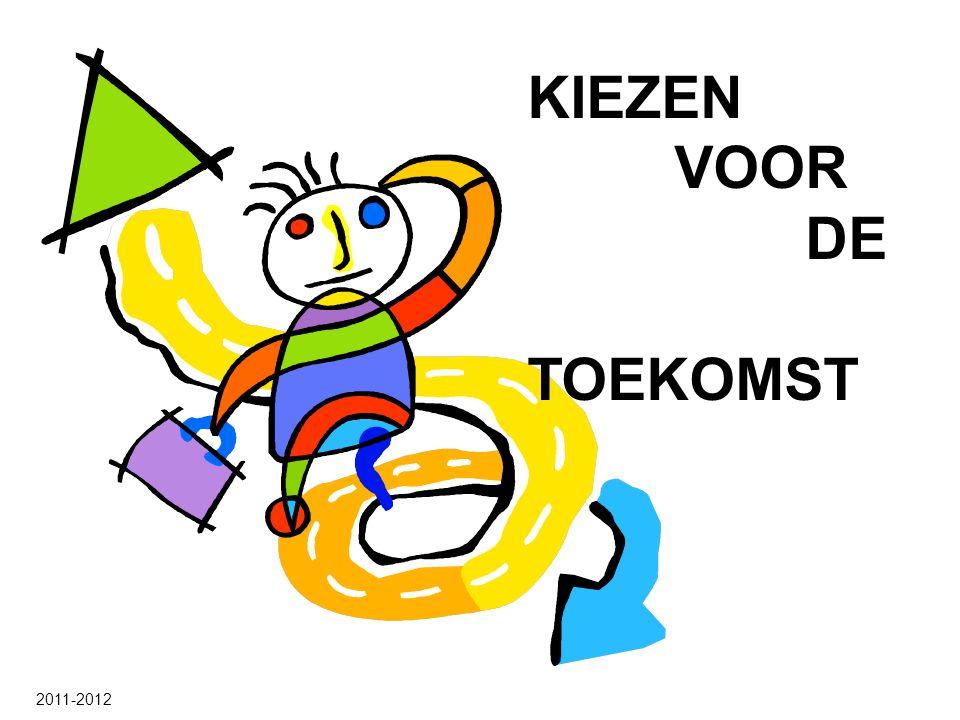 KIEZEN VOOR DE TOEKOMST 2011-2012