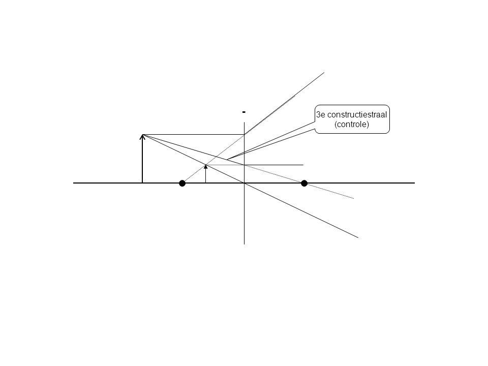 - 3e constructiestraal (controle)