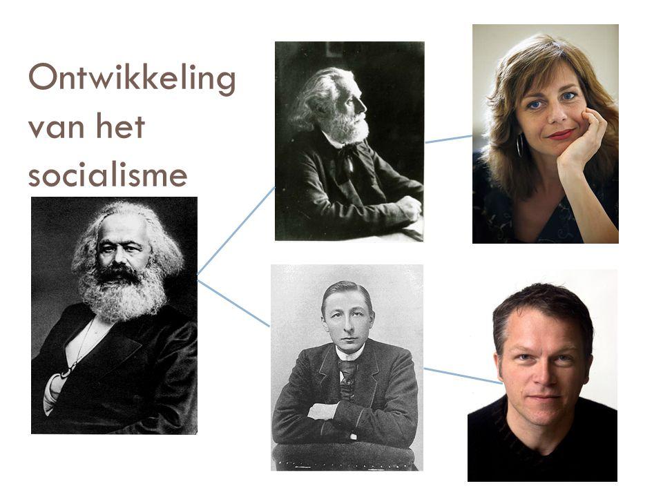 Ontwikkeling van het socialisme