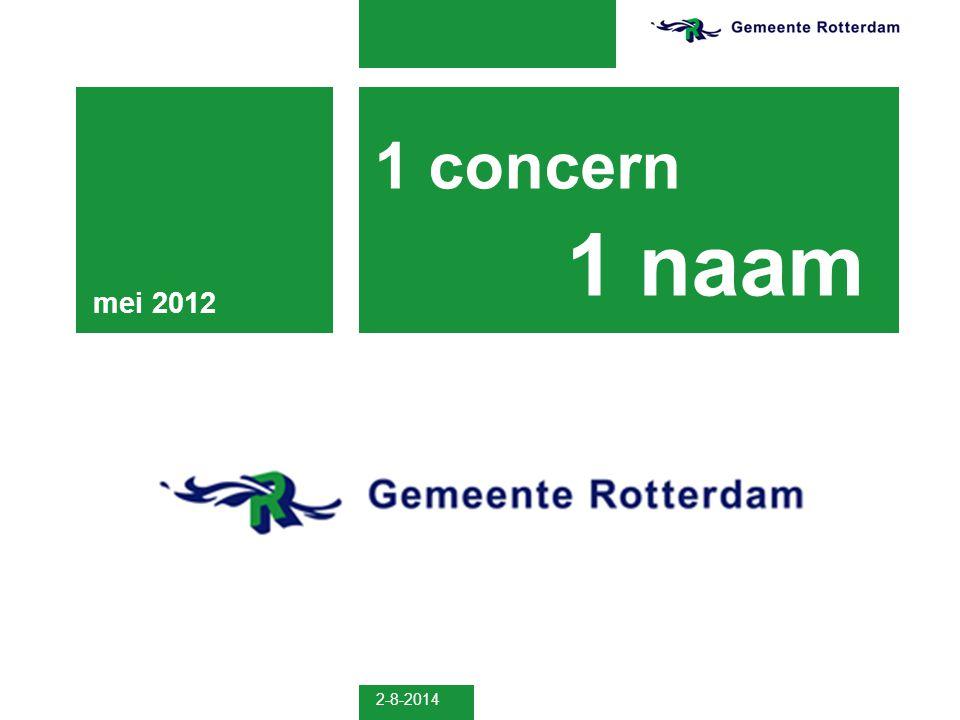 Vanaf 1 juni 1 logo