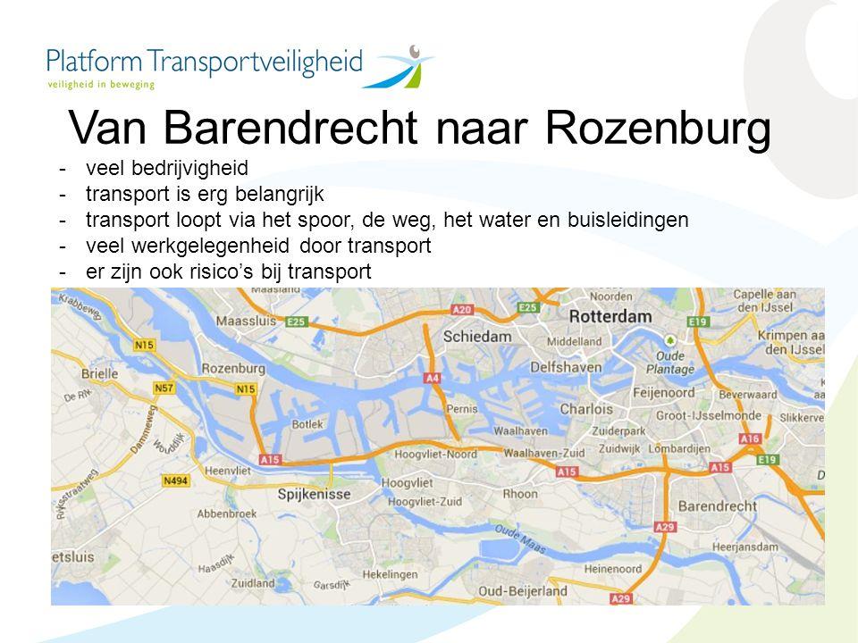 -veel bedrijvigheid -transport is erg belangrijk -transport loopt via het spoor, de weg, het water en buisleidingen -veel werkgelegenheid door transpo