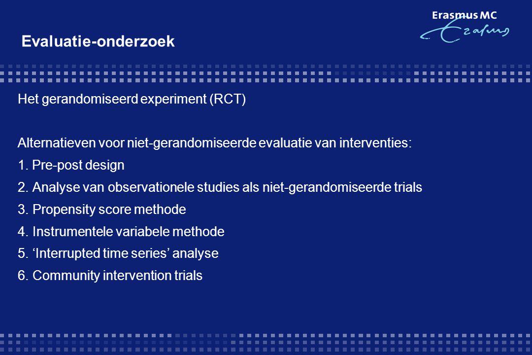 6. Community intervention trials