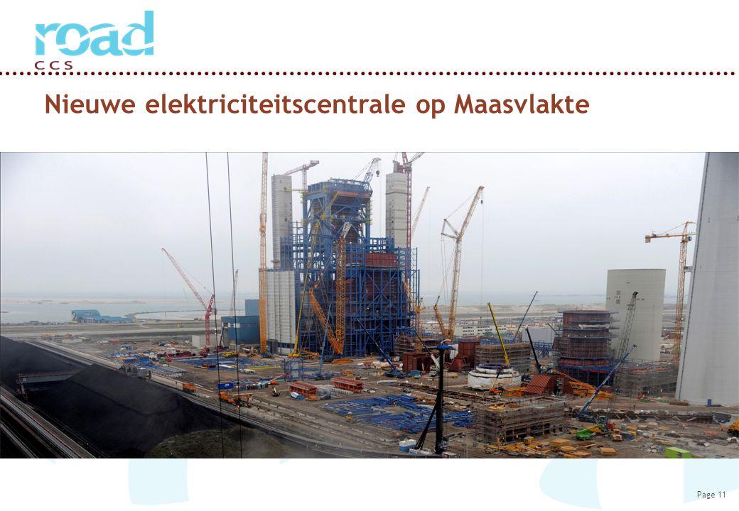 Page 11 MPP3 location Nieuwe elektriciteitscentrale op Maasvlakte