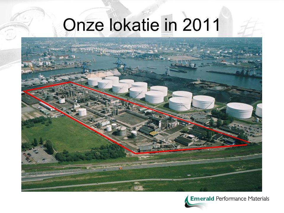DSM is in 1962 met de produktie van fenol begonnen In 2004 is de produktie van fenol (en benzeen) gestaakt en hebben we ons gericht op de produktie van benzoezuur Inmiddels zijn we de leider op de wereldmarkt en produceren we de beste kwaliteit die er commercieel te verkrijgen is De lokatie is in 2010 door DSM verkocht aan Emerald Performance Materials Ca 140 medewerkers, 120 in Botlek, 20 in Geleen