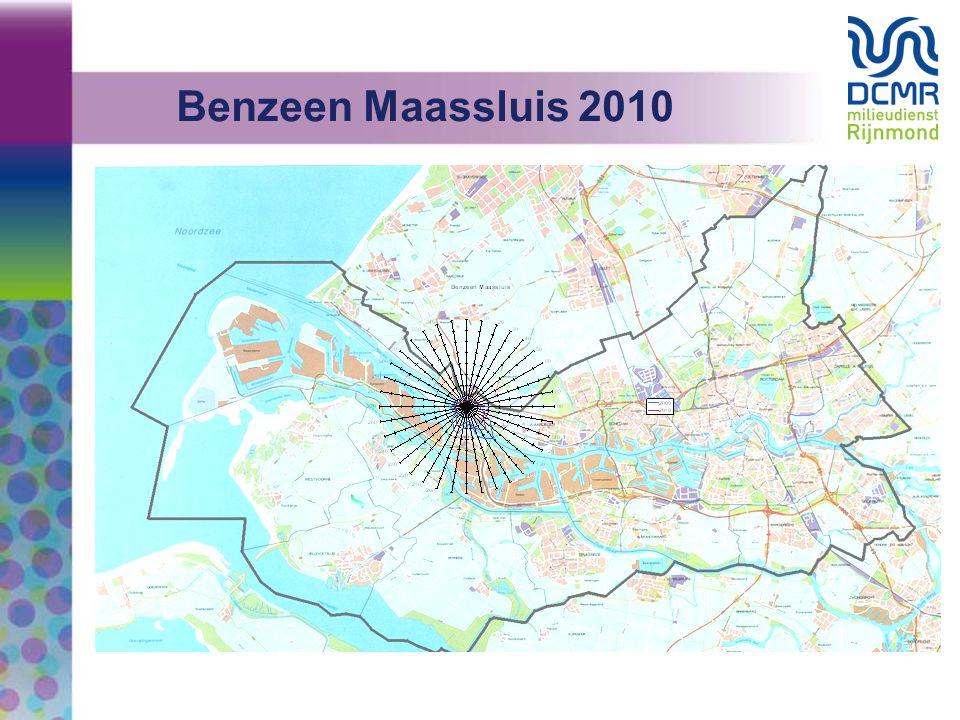 Benzeen Maassluis 2010