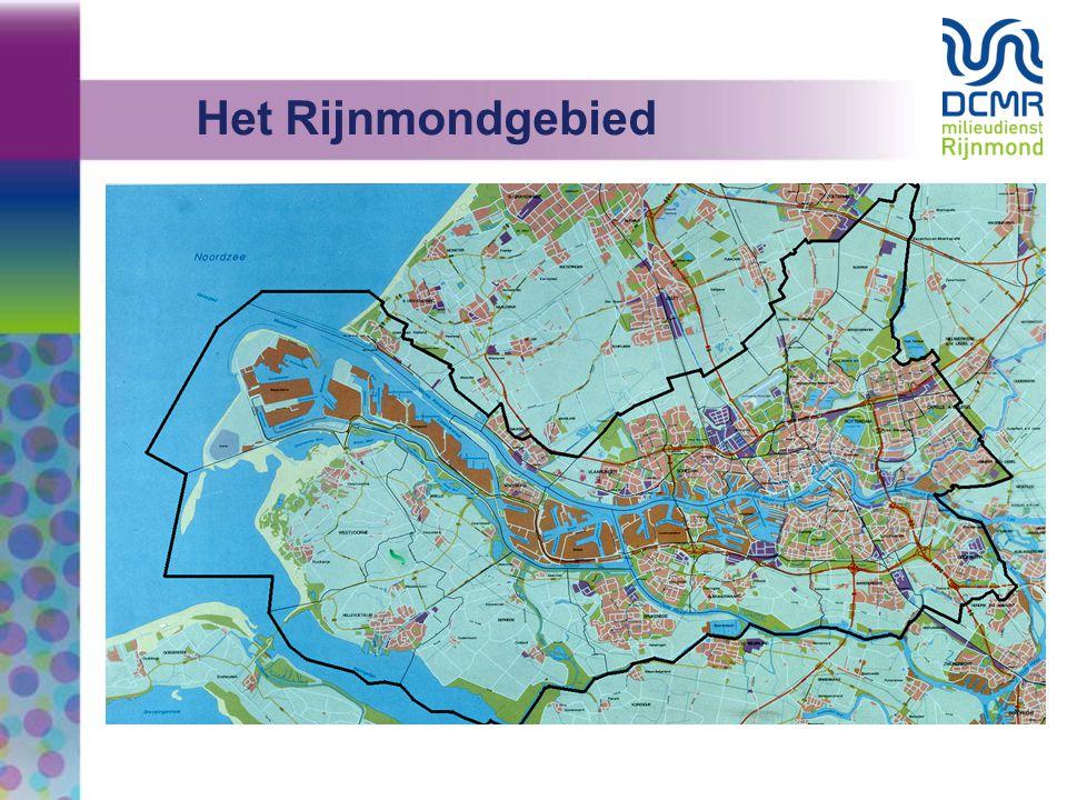 Het Rijnmondgebied