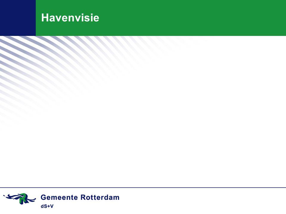 Duurzaamheid:Onderzoek in MER.Overzicht bestaande initiatieven (havenvisie 2030).