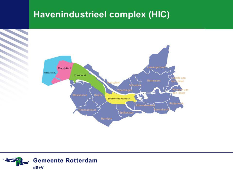 Havenindustrieel complex (HIC)