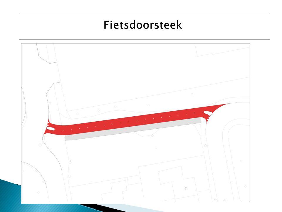 Fietsdoorsteek