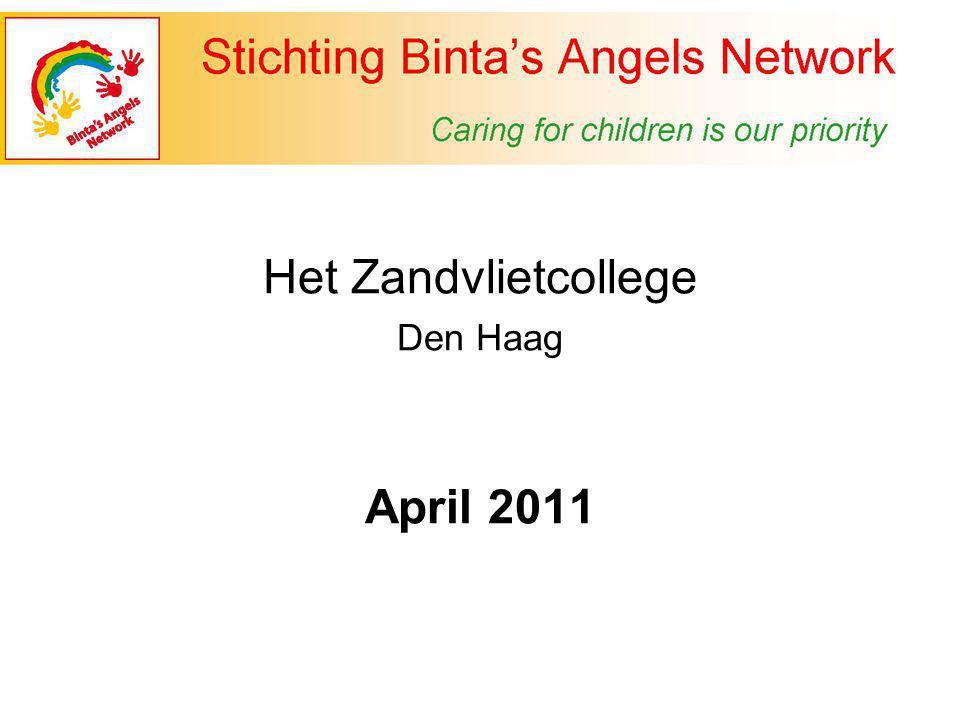 Het Zandvlietcollege Den Haag April 2011