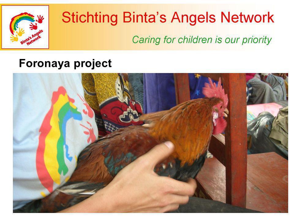 Foronaya project Huidige school Kleine ruimte Gelimiteerd niveau van opleiding
