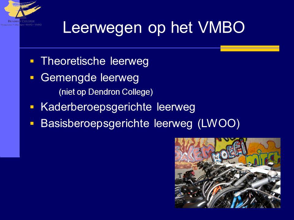 Sectoren in het VMBO Techniek Bouwen, Wonen en Interieur (BWI) Metalektro (ME) Motorvoertuigentechniek (MVT) Zorg en Welzijn Verzorging (VZ) Uiterlijke verzorging (UV)