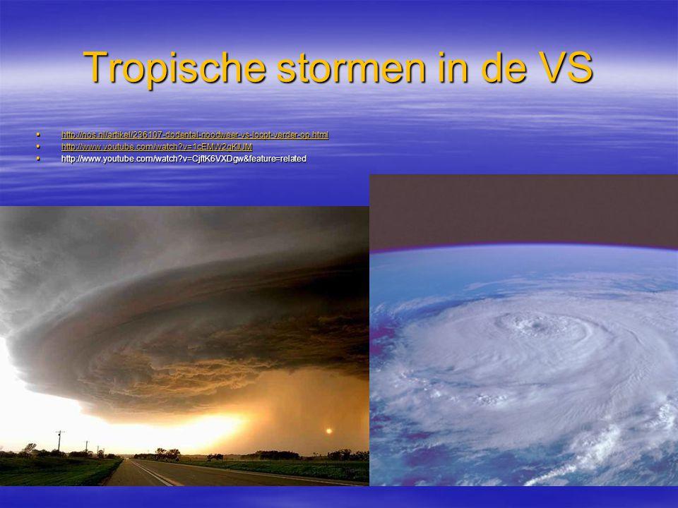 Wat is een orkaan.