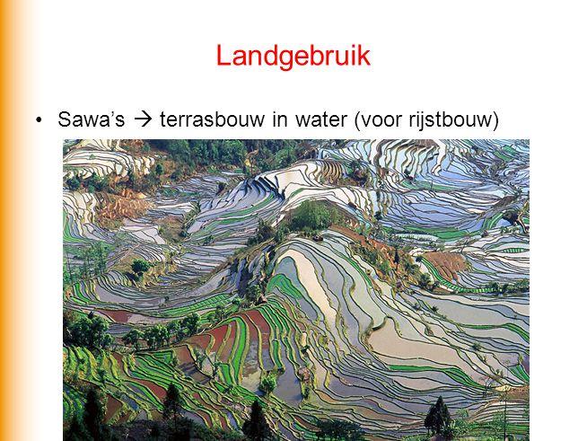 Aride landschapszone Welke klimaten horen bij deze zone?