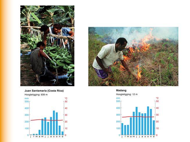 Landgebruik Shifting cultivation (vaak 'slash and burn')  tijdelijk gebruik van landbouwgrond om later door te schuiven