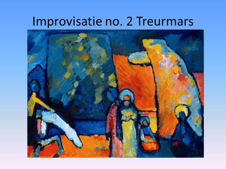 Improvisatie no. 2 Treurmars