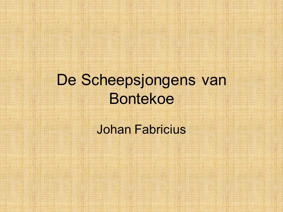 Waarom de scheepsjongens van Bontekoe Ik heb het boek gekozen omdat ik de achterflaptekst leuk en avontuurlijk vond.