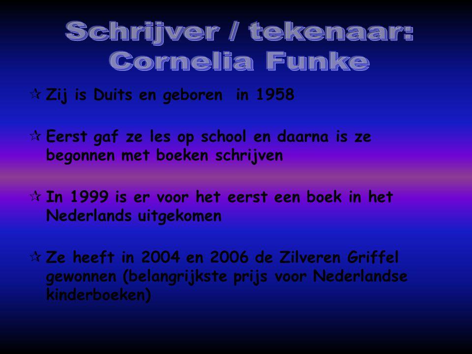  Zij is Duits en geboren in 1958  Eerst gaf ze les op school en daarna is ze begonnen met boeken schrijven  In 1999 is er voor het eerst een boek i