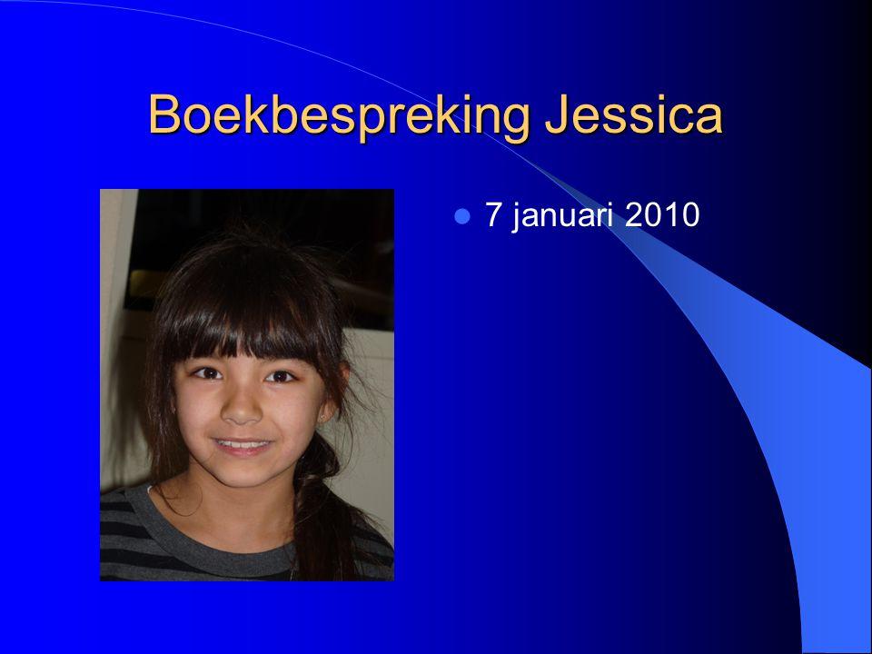 Boekbespreking Jessica 7 januari 2010