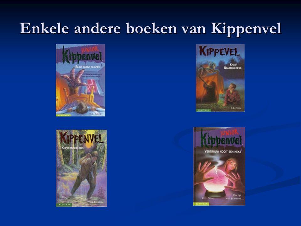 Enkele andere boeken van Kippenvel