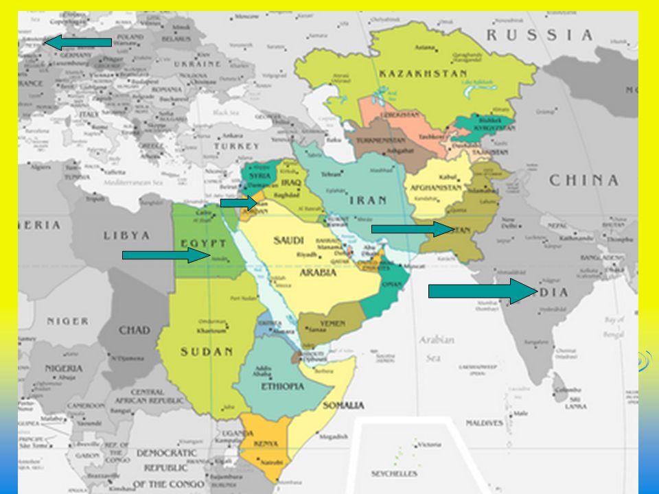 Landen  In Egypte, India en Pakistan is armoede  1 paard of ezel moet geld verdienen voor wel 6 mensen  De eigenaren weten niet hoe ze met een ezel of paard om moeten gaan  Het is er soms wel 50 graden!