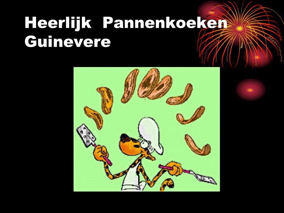 Heerlijk Pannenkoeken Guinevere
