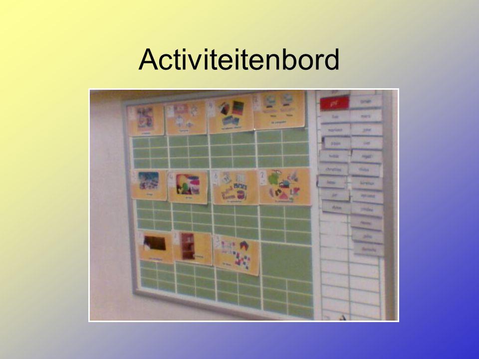 Activiteitenbord