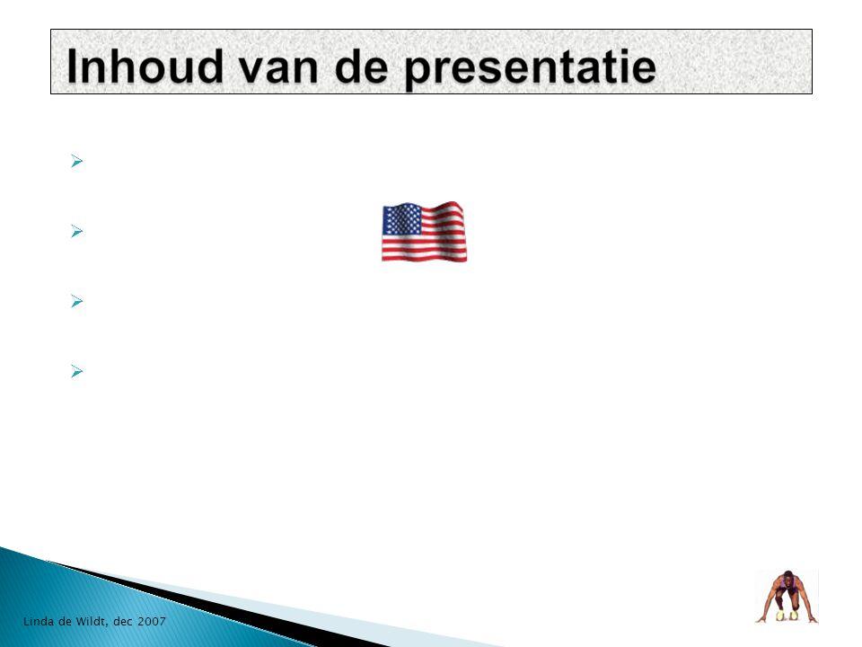 Deze PowerPoint Presentatie is gemaakt door Linda de Wildt