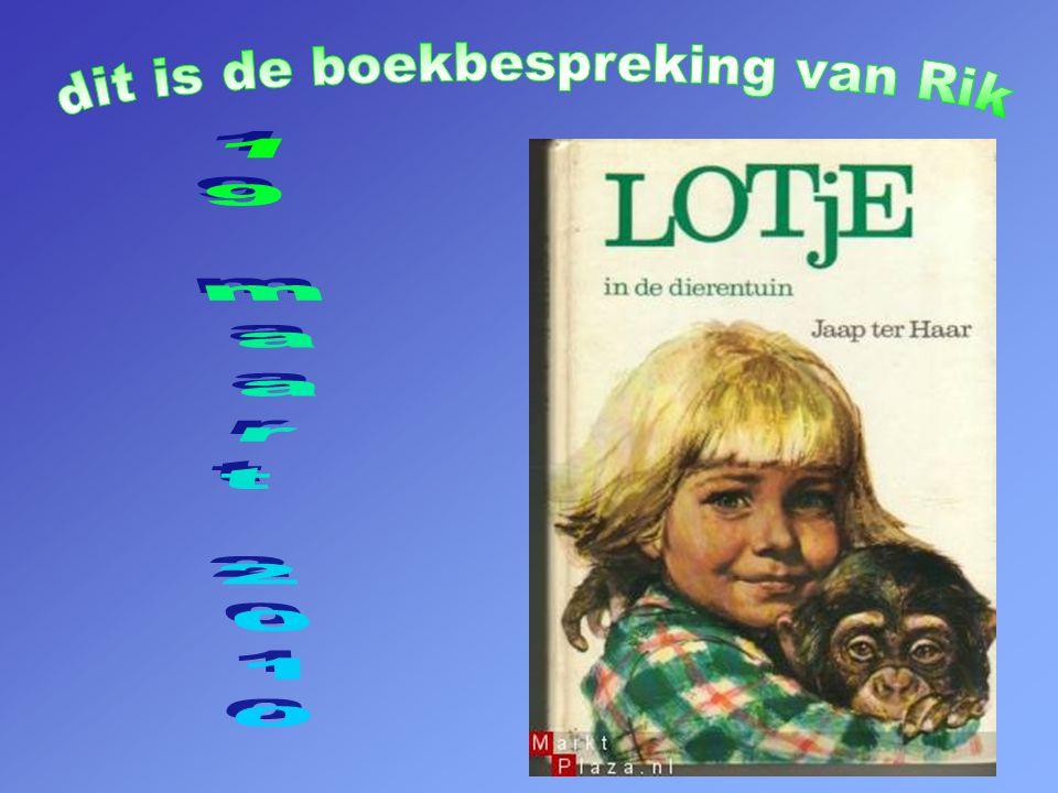 Het boek is: Heel erg leuk. Veel over dieren. En heel erg spannend!!!!!!!