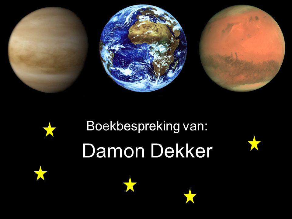 Damon Dekker Boekbespreking van: