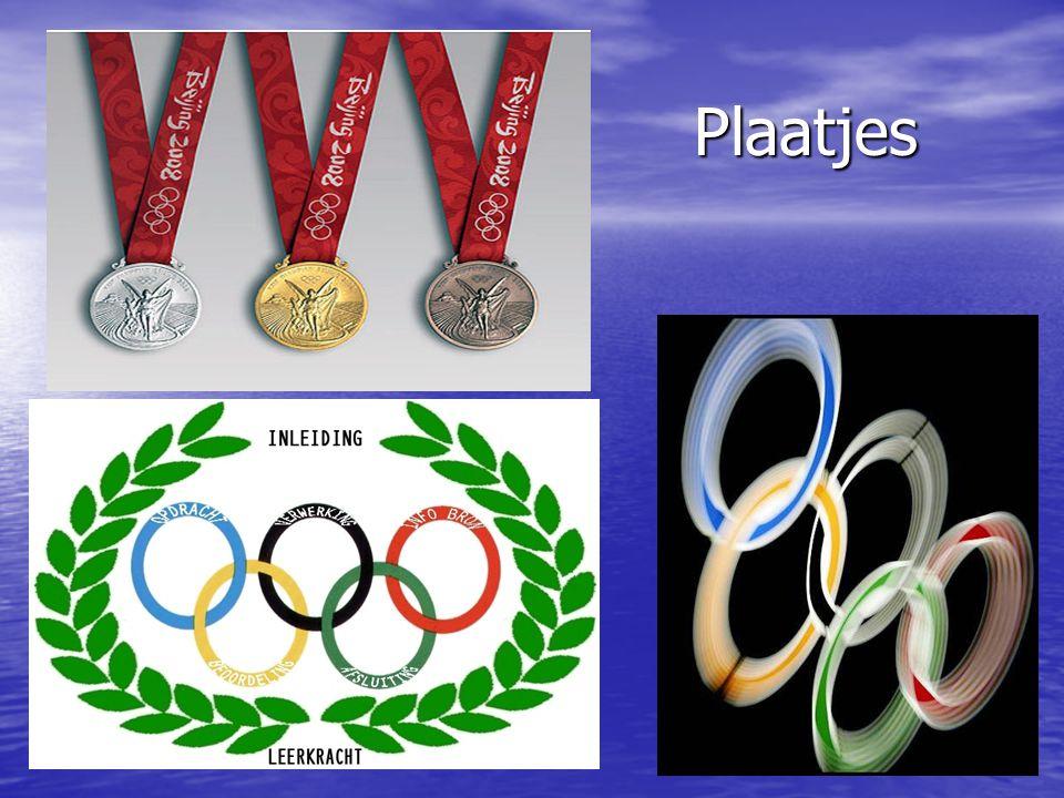 Geschiedenis Ontstaan van de Olympische Spelen In 776 voor Christus waren de eerste Olympische Spelen.