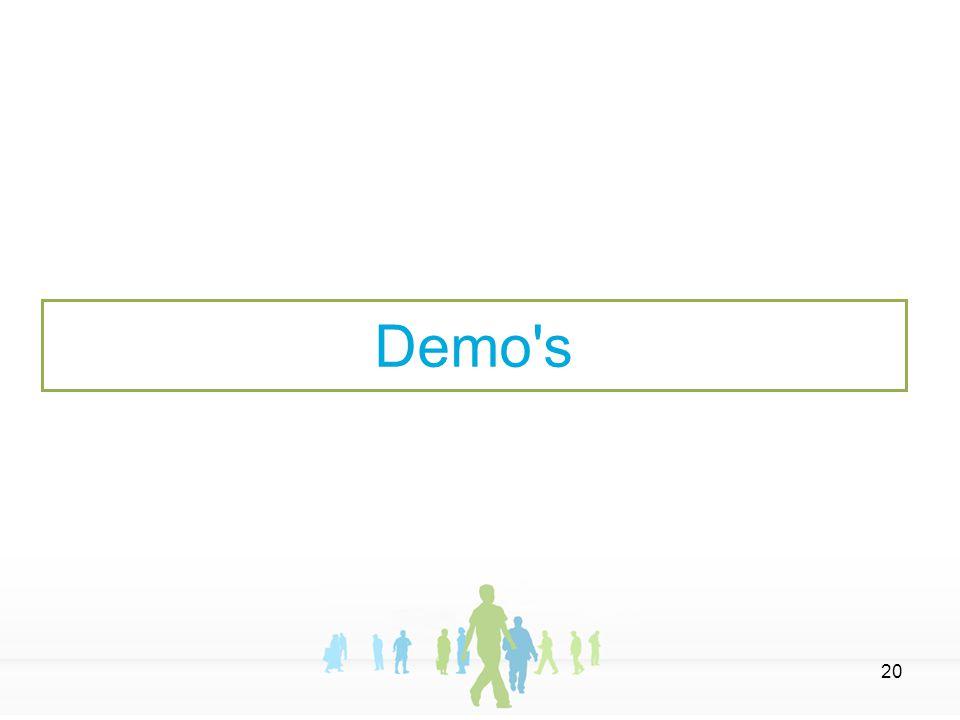 20 Demo s