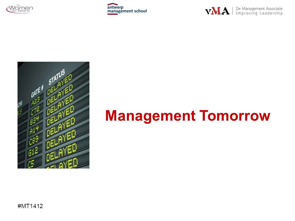 #MT1412 Management Tomorrow