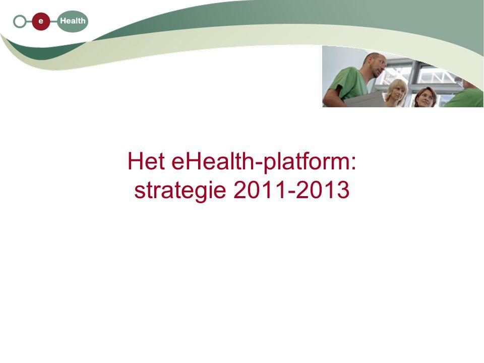 12 14/12/2010 Impact op 10 strategische doelstellingen 7.beheren en coördineren van de ICT-gerelateerde aspecten van gegevensuitwisseling in het kader van elektronische patiëntendossiers en elektronische medische voorschriften 8.optreden als onafhankelijke trusted third party (TTP) voor het coderen en anonimiseren van persoonsgegevens m.b.t.