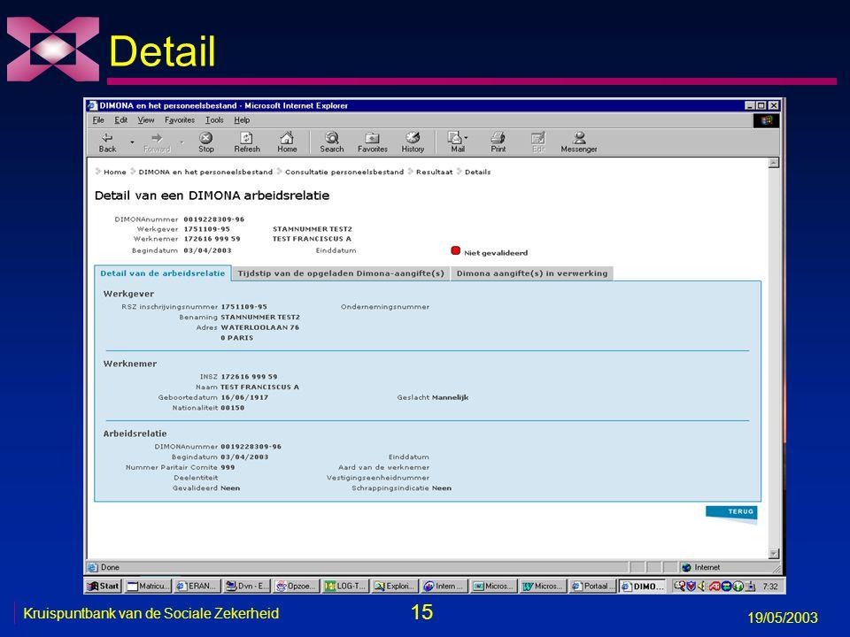 16 19/05/2003 Kruispuntbank van de Sociale Zekerheid Kwartaalaangifte lonen/arbeidstijden RSZ RVPRJV Werkgever Pensioen Vakantiegeld KSZ RVARIZIVRKWFAOFBZ De vereenvoudiging Activiteit 3 Activiteit 2 Activiteit 1 1 elektronische aangifte