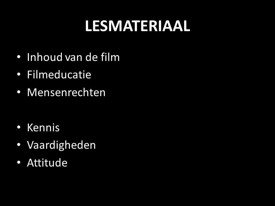MENSENRECHTEN Movies that Matter gebruikt de UVRM als kader voor beoordeling van (morele) vraagstukken.
